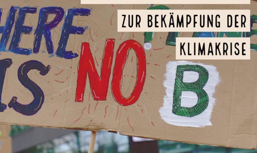 Erklärung des Mannheimer Gemeinderats zur Bekämpfung der Klimakrise
