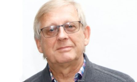 Der Fraktionsvorsitzende Thomas Trüper