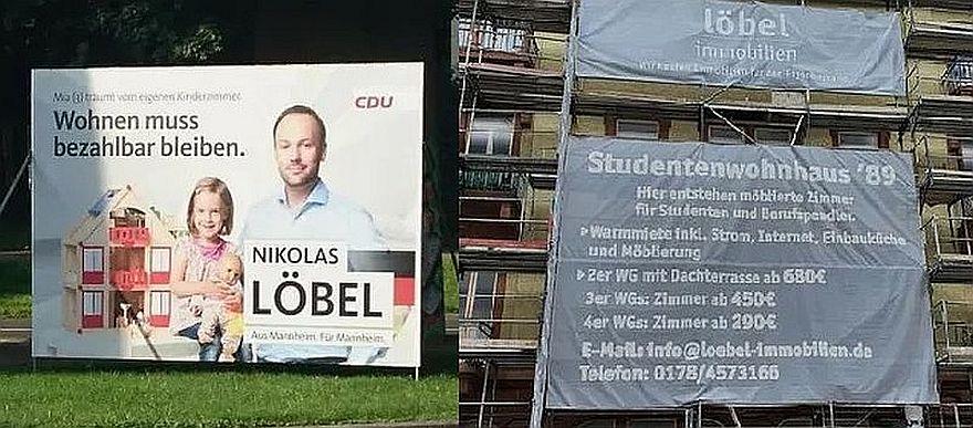 LI.PAR.Tie. fordert den Rücktritt von Claudius Kranz als Aufsichtsrat der GBG