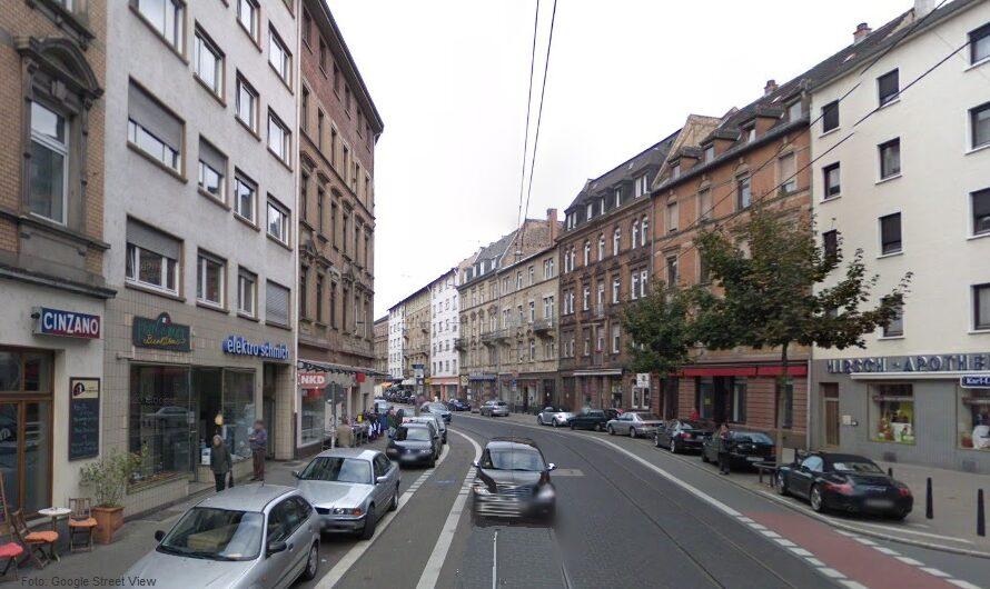 Tempo 30 für die Seckenheimer Straße
