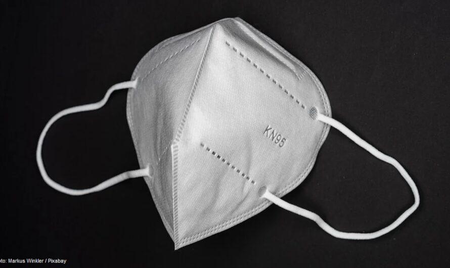 FFP2-Schutzmasken gegen Covid-19 für Bedürftige
