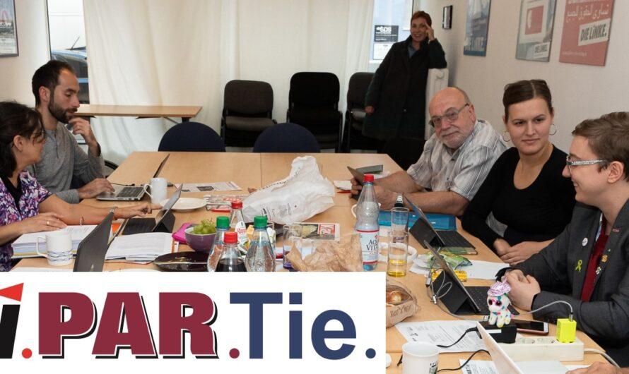 Dennis Ulas neuer Vorsitzender von LI.PAR.Tie.