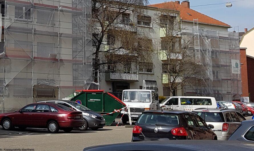 Antrag auf Parkraumbewirtschaftung Neckarstadt-Ost