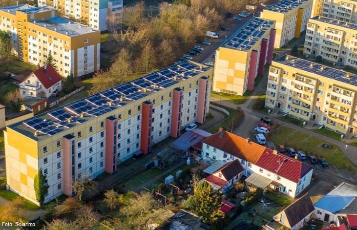 Mehr Photovoltaik auf Mannheims Dachflächen