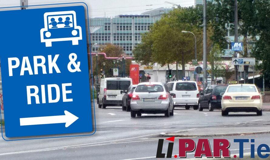 Verkehrsentlastung für die Innenstadt funktioniert nur weiträumig – Park & Ride als Lösungsansatz