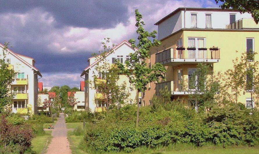 Mehr flächenschonender Wohnraum auf der Otto-Bauder-Anlage