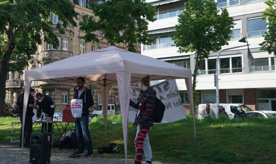 Aktivitäten der Thor-Gruppe in der Neckarstadt-West